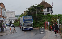 Chips, Ice-Creams, Shuttles & Bagpipes... (Better Living Through Chemistry37) Tags: buses transport vehicles vehicle alexander dennis publictransport stagecoach paignton psv torbay dennistrident alx400 stagecoachdevon paigntonharbour busesuk stagecoachsouthwest busessouthwest v170dft torbayairshow