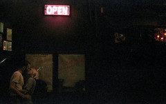 Open For Love. (Leon.Antonio.James) Tags: street color london film lines analog 35mm canon 50mm fuji ae1 grain ishootfilm 35mmfilm analogue canonae1 expired cinematic fujicolor ilovefilm filmisnotdead filmsnotdead longlivefilm 50mmfdf14 beliveinfilm buyfilmnotmegapixels leonantoniojames shootfilmstaypoor dustgrainandscratch