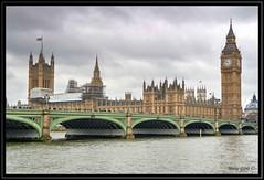 London - House of Cards (mariogdb) Tags: london londres hdr parlamento bigben reloj clock