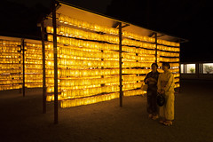 WARM NIGHT (ajpscs) Tags: nightphotography festival japan japanese tokyo nikon nightshot ceremony citylights sacred offering d750  nippon  lantern yasukunishrine mitamamatsuri matsuri obon warmnight summerfestival  tokyonight  ajpscs obonmatsuri