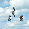 Bold Dog FMX Display Team (paulapics2) Tags: sky clouds display daredevils fmx bolddogfmxdisplayteam entertainment action tricks boytonhall canoneos5diii canonef70300mm