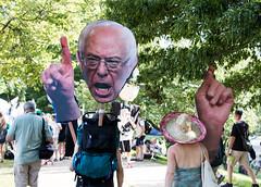 IMG_1422 (Becker1999) Tags: dnc philadelphia democraticconvenion protest bernie bernieorbust democracy 2016 rollcall vote wellsfargo wellsfargocenter