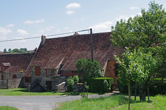 Chaillac (Indre) (sybarite48) Tags: chaillac indre france maison hause house  hasiera  casa   huis dom  ev granit hameau hamlet drfchen    caserio pedania  piccolovillaggio  gehucht przysiek lugarejo  kkky