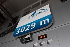 Top Kitzsteinhorn Cable Car Station (Roger Hanuk) Tags: austria cablecar kaprun kitzsteinhorn object sign salzburg at