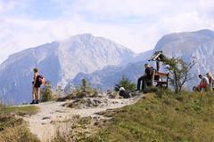 Grnstein Gipfel IMG_8784 ba (titus17) Tags: berg alpen nationalpark berchtesgaden knigsee landschaft outdoor montain