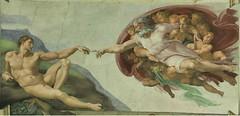 creation of adam by michaelangelo (Ernest Skiadas) Tags: adam chapel creation restored michelangelo fresco sistine