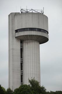 Daresbury Laboratory - Giant Van De Graaff Generator