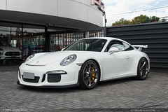 Porsche 911 GT3 (991) (Andre.Silot) Tags: porsche 911 gt3 991 mki nikon d3200 white ceramic brake spotter ctba cwb curitiba pr paraná brasil brazil exotic car ctbaexotics brasilemimagens worldcars