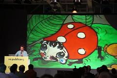 re:publica 15 Tag 3: Karl der Käfer - Internet of Things. Guter Titel aber hinkender Vergleich.