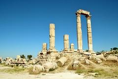 Temple of Hercules, Amman Citadel, Amman, Jordan (Lemmo2009) Tags: amman jordan ammancitadel templeofhercules