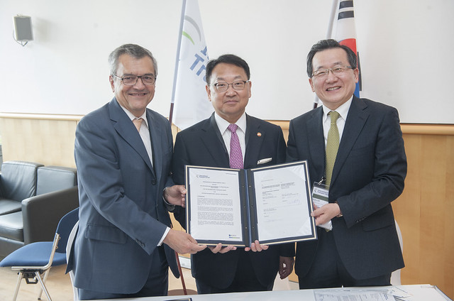 Seoul's Incheon Airport joins ITF Corporate Partnership Board