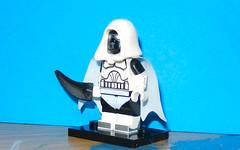 Lego Custom Moon Knight (Antman_c) Tags: moon knight legocustomminifigs