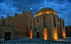 Alexander's prison & Tomb of the 12 Imams (T   J ) Tags: nikon iran d750 yazd teeje nikon2470mmf28
