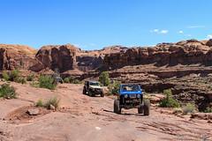 moab-129 (LuceroPhotos) Tags: utah jeeps moab cliffhanger jeeping