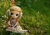 Dal Dotori (arabianlace) Tags: cute forest ball asian big eyes woods doll dress walk dal collection planning ear blonde bjd pullip northern jun jointed muffs dotori