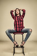 Long legs (F M Perez) Tags: portrait long legs retrato olympus piernas