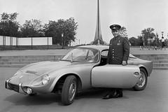 (foot-passenger) Tags:   gagarin cosmonaut 1965 matradjet france