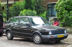 1991 Volkswagen Golf 1.3 CL (rvandermaar) Tags: 1991 volkswagen golf 13 cl vw volkswagengolf vwgolf golfii volkswagengolfii vwgolfii sidecode5 dfhl75 rvdm