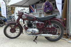 Triumph 5T Speed Twin 1957 500cc OHV (Michel 67) Tags: classic vintage motorbike antigua antiguas triumph moto motorcycle ancienne motocicleta motorrad cml vecchia motocicletas motocyclette 5t clasica vecchie clasicas motociclette motociclete classik motocyklar motocicleti motocicletti
