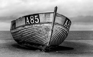 A Battered Boat