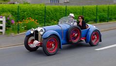 AMILCAR CGS TORPEDO 1926, Nostalgia... (claude.lacourarie) Tags: classic car vintage automobile tour bretagne racing course collection torpedo nostalgie 1926 classique finistere 2016 cgs abva amilcar grofi 36eme amilcaritaliana