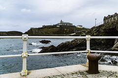 Faro de Isla Tapia, Tapia de Casariego, Asturias (jcfasero) Tags: faro lighthouse mar sea sony a6000 ngc asturias espaa spain architecture arquitectura tradicion tradition