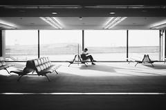 写真日記 #20160603 (YUSHENG HSU) Tags: 大阪 日本 関西空港 待合室