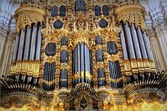 Les grandes orgues de la cathdrale de l'Incarnation, Granada, Andalucia, Espana (claude lina) Tags: claudelina espana spain espagne andalucia andalousie granada grenade ville town orgues cathdrale cathdraledelincarnation