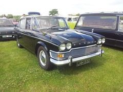 1966 Humber Super Snipe (quicksilver coaches) Tags: humber supersnipe lhh133d festivaloftheunexceptional whittlebury