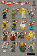 LEGO Collectable Minifigures Series 9 (71000) (Pasq67) Tags: promotional poster lego minifigs minifig minifigure minifigures afol toy toys flickr pasq67 series9 2013 71000 series 9