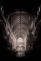 Exeter Cathedral (hsbonn) Tags: architektur cornwall kirchen orte sw