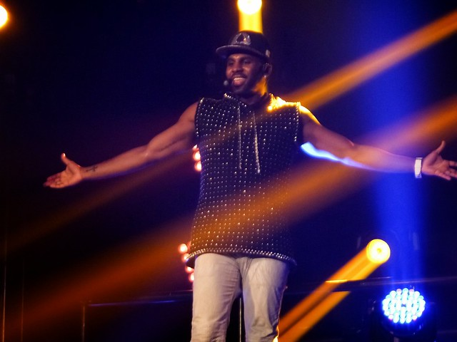 Jason Derulo World Tour  Setlist
