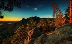 JW_FlagstaffMtSummit_08_27_16_42 (HarrySchue) Tags: boulder colorado denver sunrise nature nikon d800e mountains flatirons