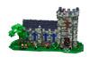 Cerulean Chapel (Faron*) Tags: lego yeoldmerrybattleground moc afol npu