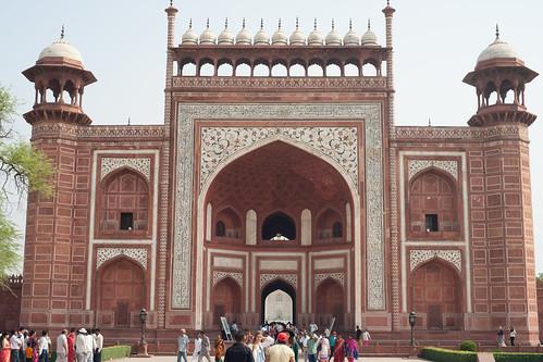 Agra 2016 - Taj Mahal - DSC07558.jpg