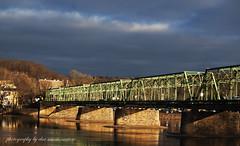 Lambertville New Hope Bridge (elsa marie1) Tags: lambertville newhope bridge bridges newjersey