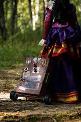 Witch-is-coming-home3 (Ermilena Puppeteer) Tags: soom soomdiagirl handmadeforbjd crossstitch abjd bjd beadwork