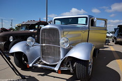 1932 Ford Victoria - Little Vicky (photo_maan) Tags: ks event car classic cars ford 1932fordvictoria rebuilt fordvictoria customcars littlevicky carshow kansas refurbished vintage automotive 1932ford antique ricoh grii