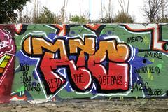 graffiti amsterdam (wojofoto) Tags: graffiti amsterdam nederland holland netherland wojofoto wolfgangjosten streetart ndsm