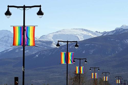 Jasper (Alberta) Pride Festival