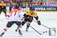 """IIHF WC15 PR Germany vs. Austria 11.05.2015 037.jpg • <a style=""""font-size:0.8em;"""" href=""""http://www.flickr.com/photos/64442770@N03/17363979508/"""" target=""""_blank"""">View on Flickr</a>"""