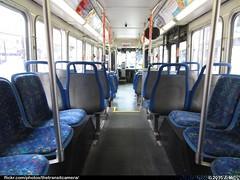 Metro Transit 7105 Interior (TheTransitCamera) Tags: city bus public saint minnesota paul metro system transportation transit service gillig lowfloor mt7105