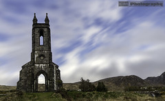 Dunlewy Church - Donegal (C.M_Photography) Tags: ireland sky lake abandoned church beauty landscape ruins natural outdoor religion ruin glen mount holy area gaeltacht derelict donegal outstanding poisoned errigal gweedore dunlewey dunlewy errigaldunlewy