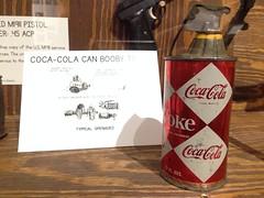 coca cola booby trap (timp37) Tags: sign illinois war cola may coke vietnam grenade coca trap booby cantigny 2015