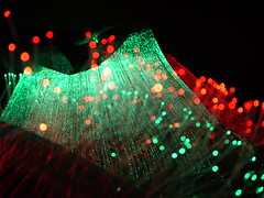 Fibre optic fabric (Rain Rabbit) Tags: dress fabric eeg optic fibreoptic fibre amplifying fibreopticdress thinkerbelle emotivewearables eegdress thinkerbelleeegdress