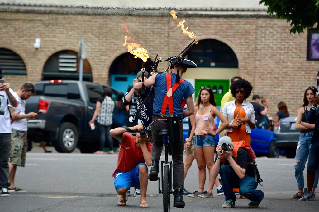 The world 39 s newest photos of portland and unicycle - Camera world portland ...