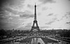wallpaper black and white paris city (Stunning HD Wallpapers) Tags: cool pariscity wallpaperblackandwhite