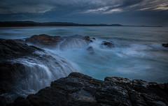 Pre Dawn (orpheusomega) Tags: australia nsw coffsharbour northcoast mooniebeach