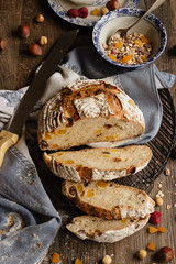 IMG_9484_exp (Helena / Rico sin Azcar) Tags: bread pan muesli sordough masamadre