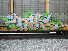 Tars AA Crew EDK (TARSizm) Tags: graffiti tars freights edk freighttraingraffiti aacrew